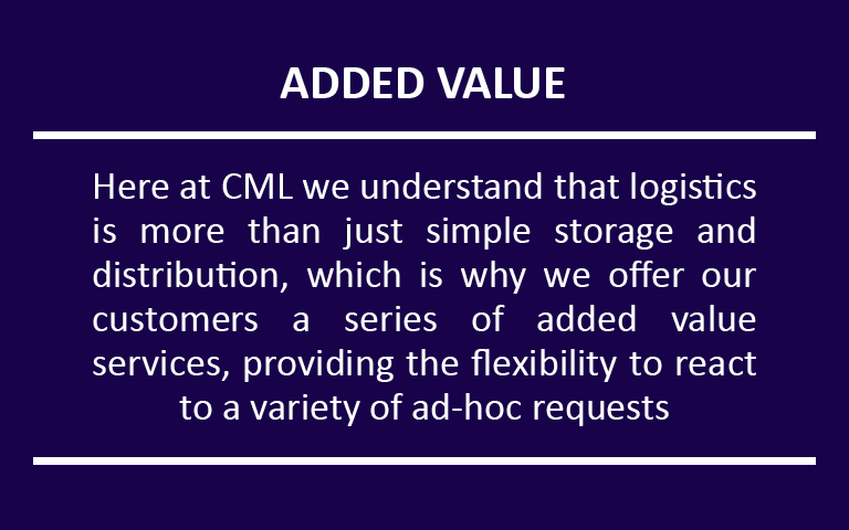 CML Added Value Service